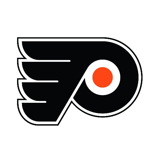 Flyers logo black and white clipart clip free library Philadelphia Flyers (@NHLFlyers)   Twitter clip free library