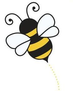 Flying bumble bee clipart image royalty free stock Bumble bee flying clipart 6 » Clipart Portal image royalty free stock