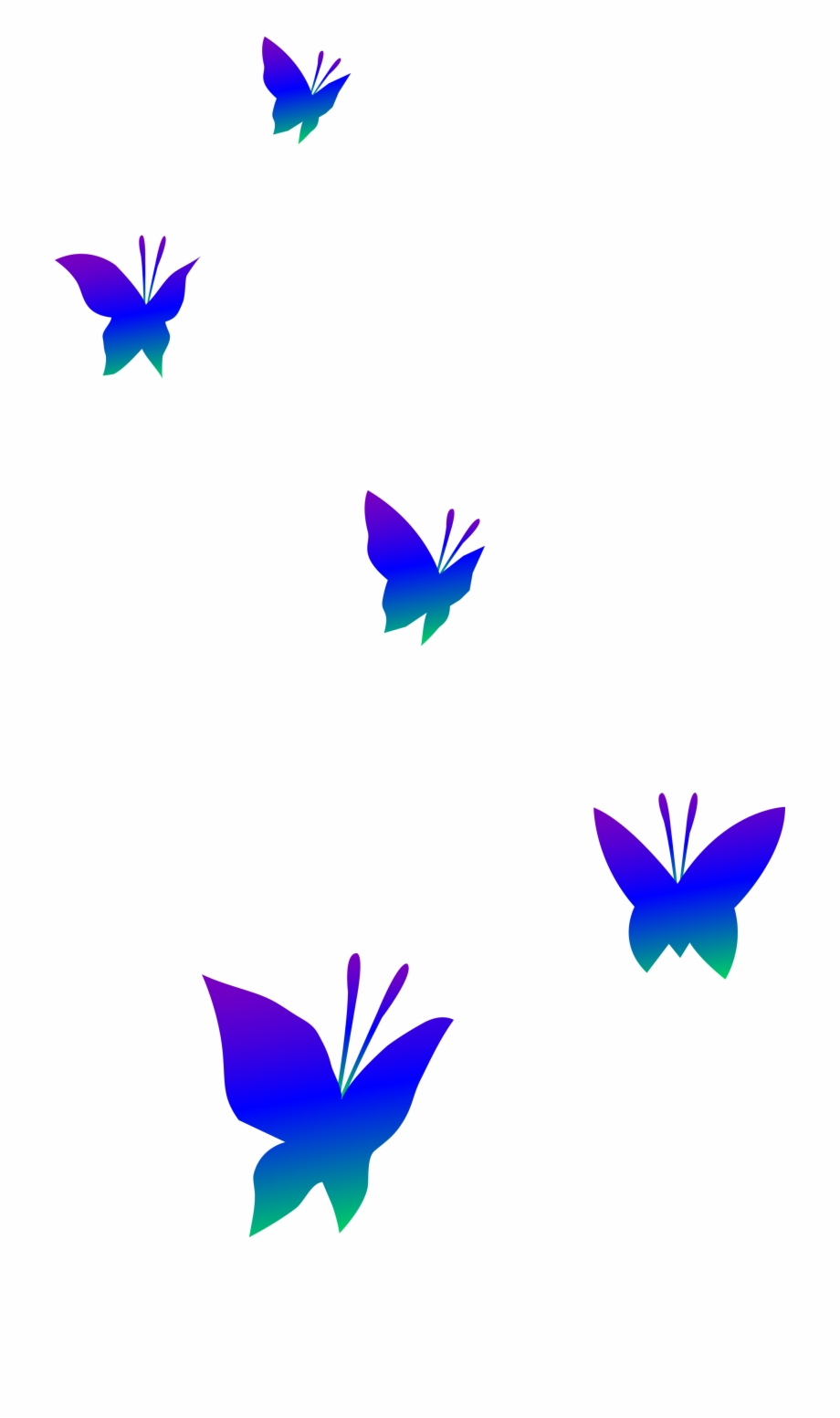 Flying butterfly clipart image png black and white library Butterflies Flying Butterfly Clipart Clipartfox - Moving Clip Art ... png black and white library
