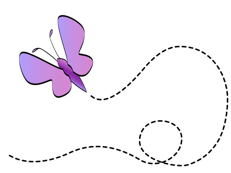Flying butterfly clipart image graphic transparent stock Butterfly Flying Clipart | Clipart Panda - Free Clipart Images ... graphic transparent stock