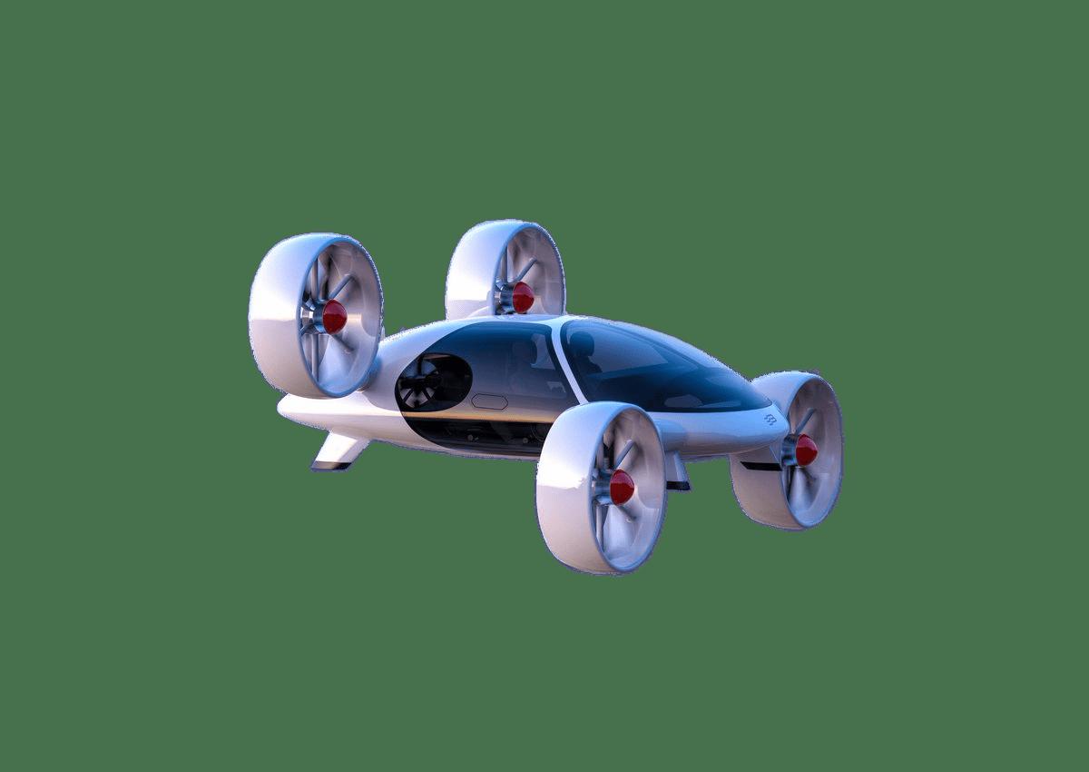Flying car clipart svg stock Bartini Flying Car transparent PNG - StickPNG svg stock