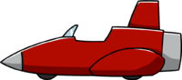 Flying car clipart vector library BlueStore - Bluelands - MyFirstWorld vector library