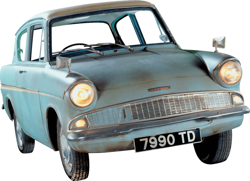 Flying car harry potter clipart graphic freeuse library Harry Potter Flying Car transparent PNG - StickPNG graphic freeuse library