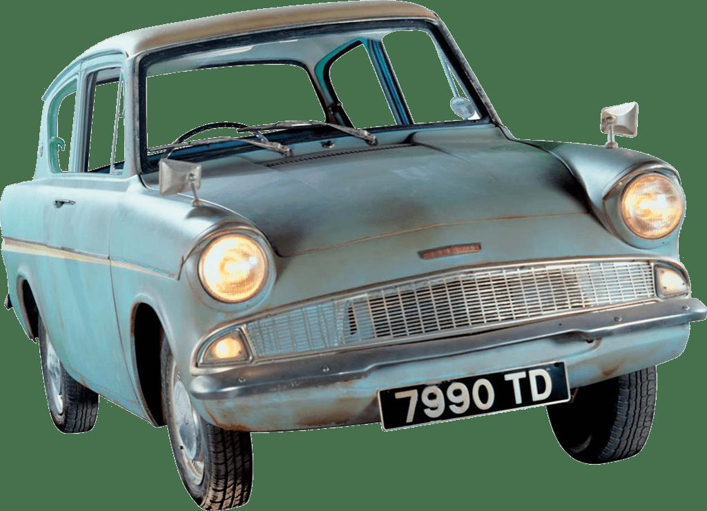 Flying car clipart svg stock Harry Potter Flying Car transparent PNG - StickPNG svg stock
