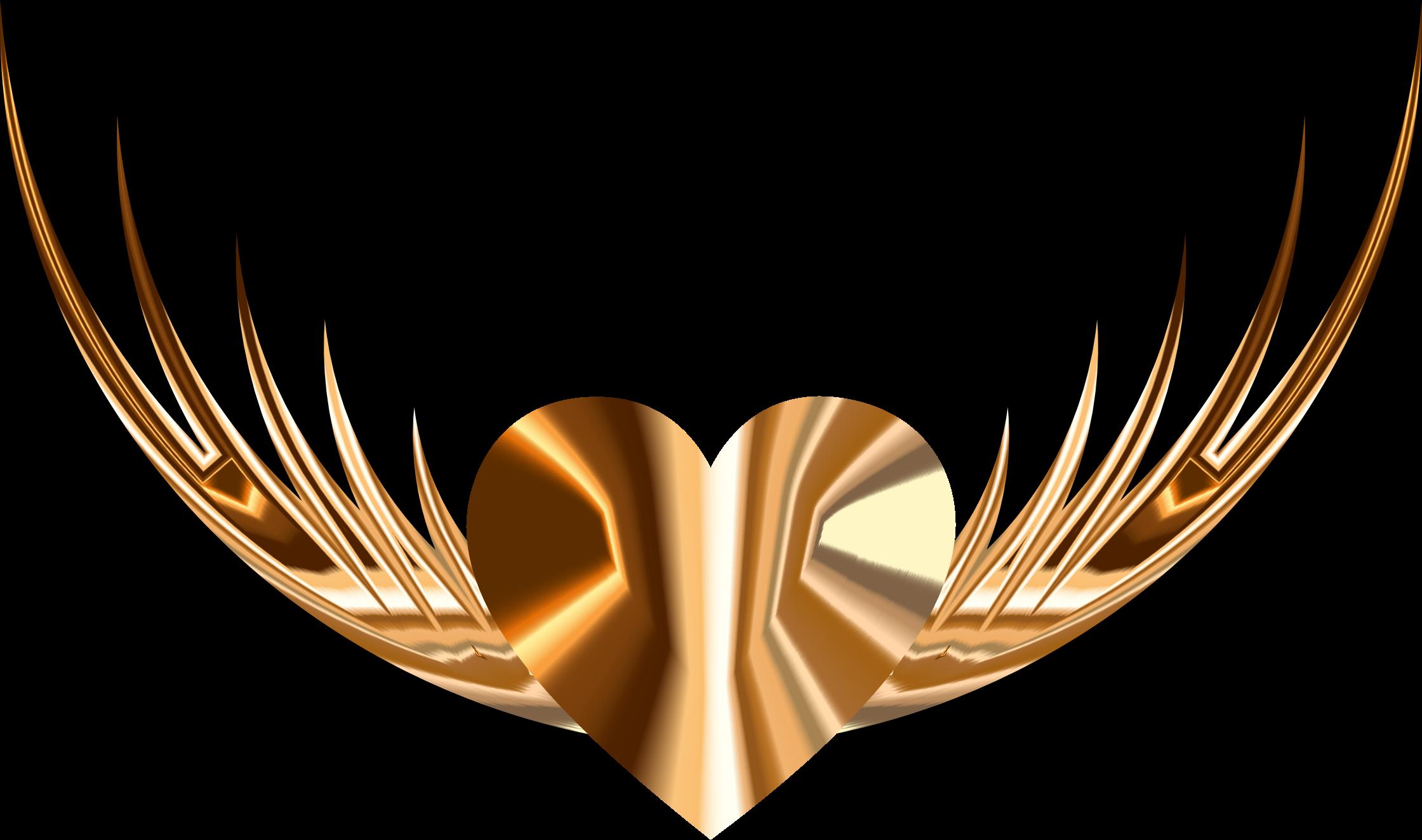 Flying heart clipart clip art freeuse stock Clipart - Flying Heart 6 clip art freeuse stock