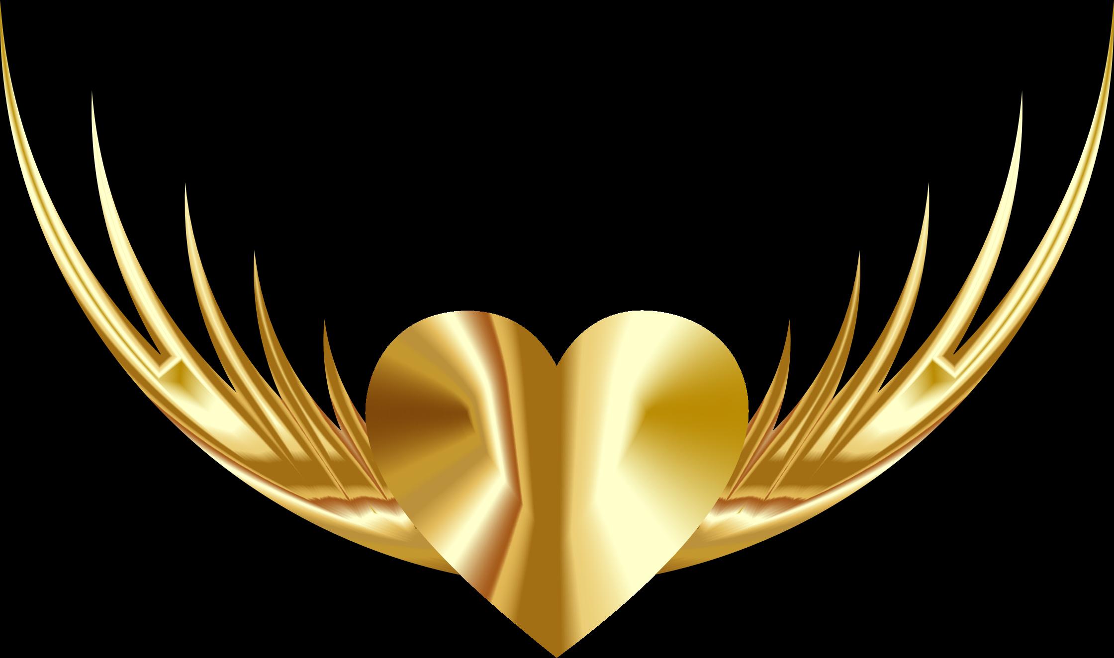 Flying heart clipart banner freeuse stock Clipart - Flying Heart 4 banner freeuse stock