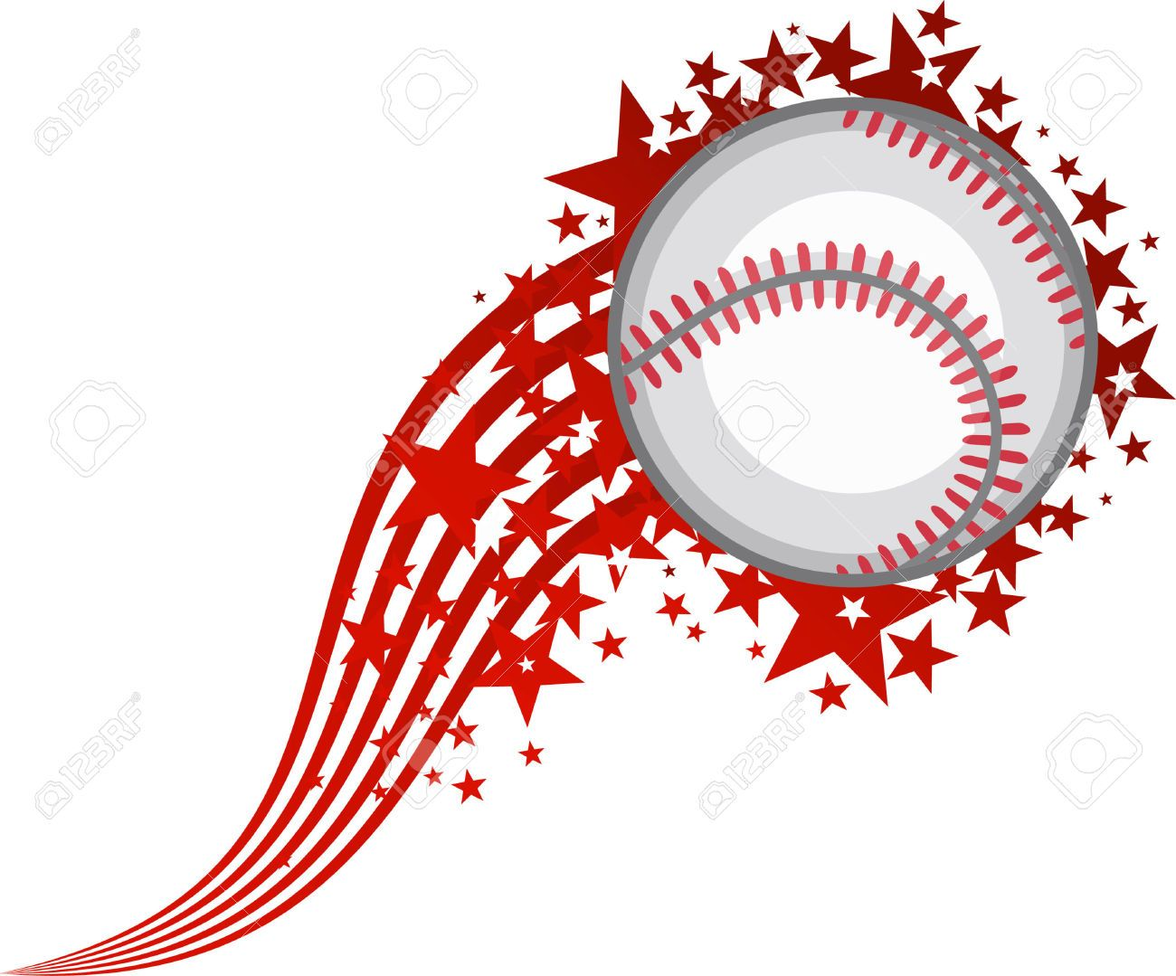 Flying softball clipart png transparent Clip Art of Flying Home – Clipart Download | All Star | Clip art ... png transparent