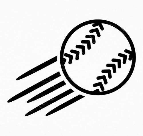 Flying softball clipart banner freeuse download Download Free png Flying Softball Png - DLPNG.com banner freeuse download