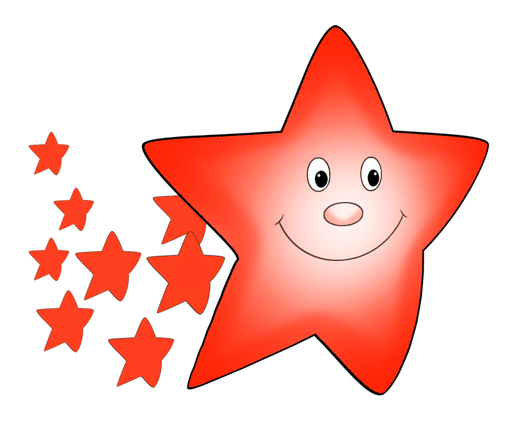 Flying star clipart clip art library library Star Clipart clip art library library