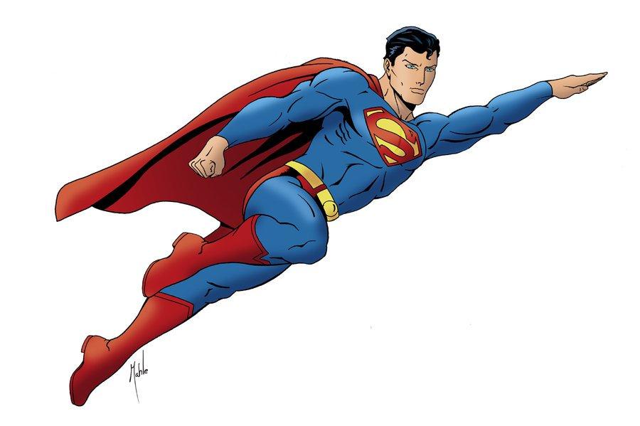 Portal . Flying superman clipart