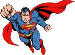 Gclipart com . Flying superman clipart