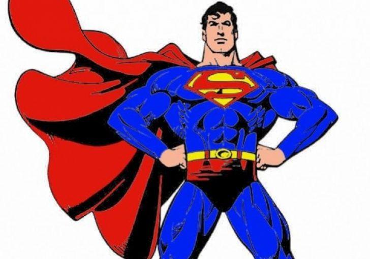 Flying superman clipart. Free www thelockinmovie com