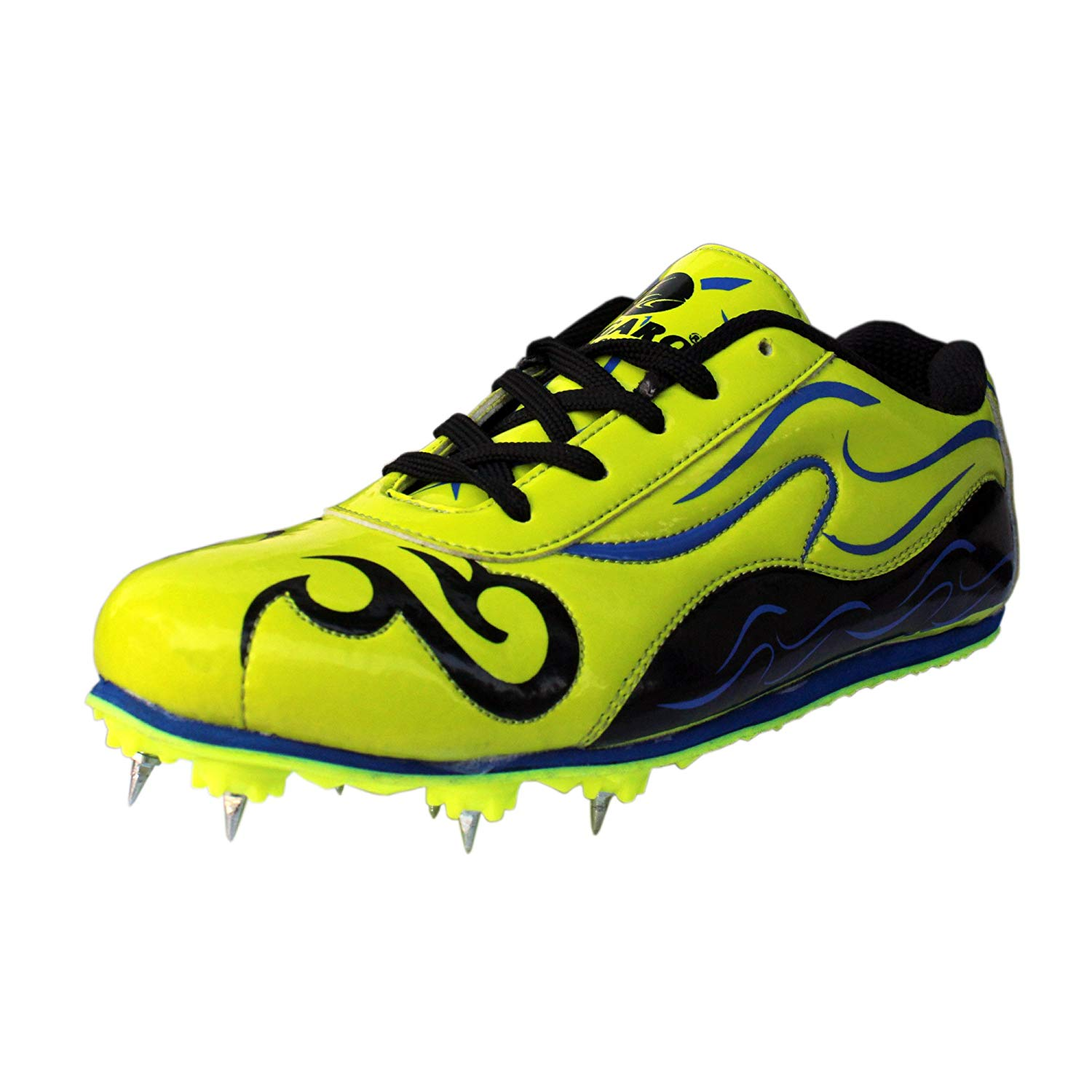 Flying track shoe clipart 1500 x 1500 clip stock ZIGARO Green Running Spikes Shoe clip stock