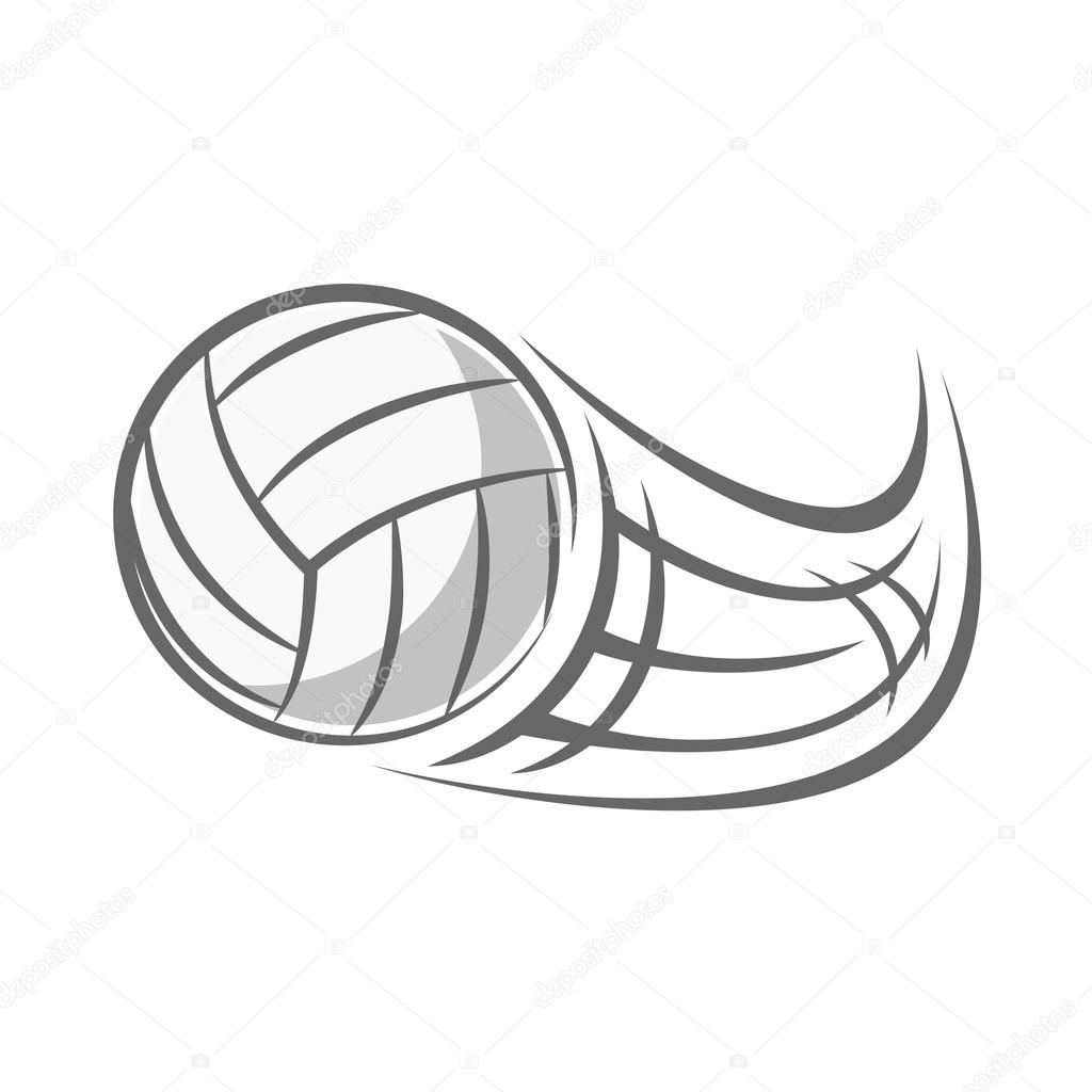 Flying volleyball clipart banner royalty free library Flying volleyball clipart 8 » Clipart Station banner royalty free library