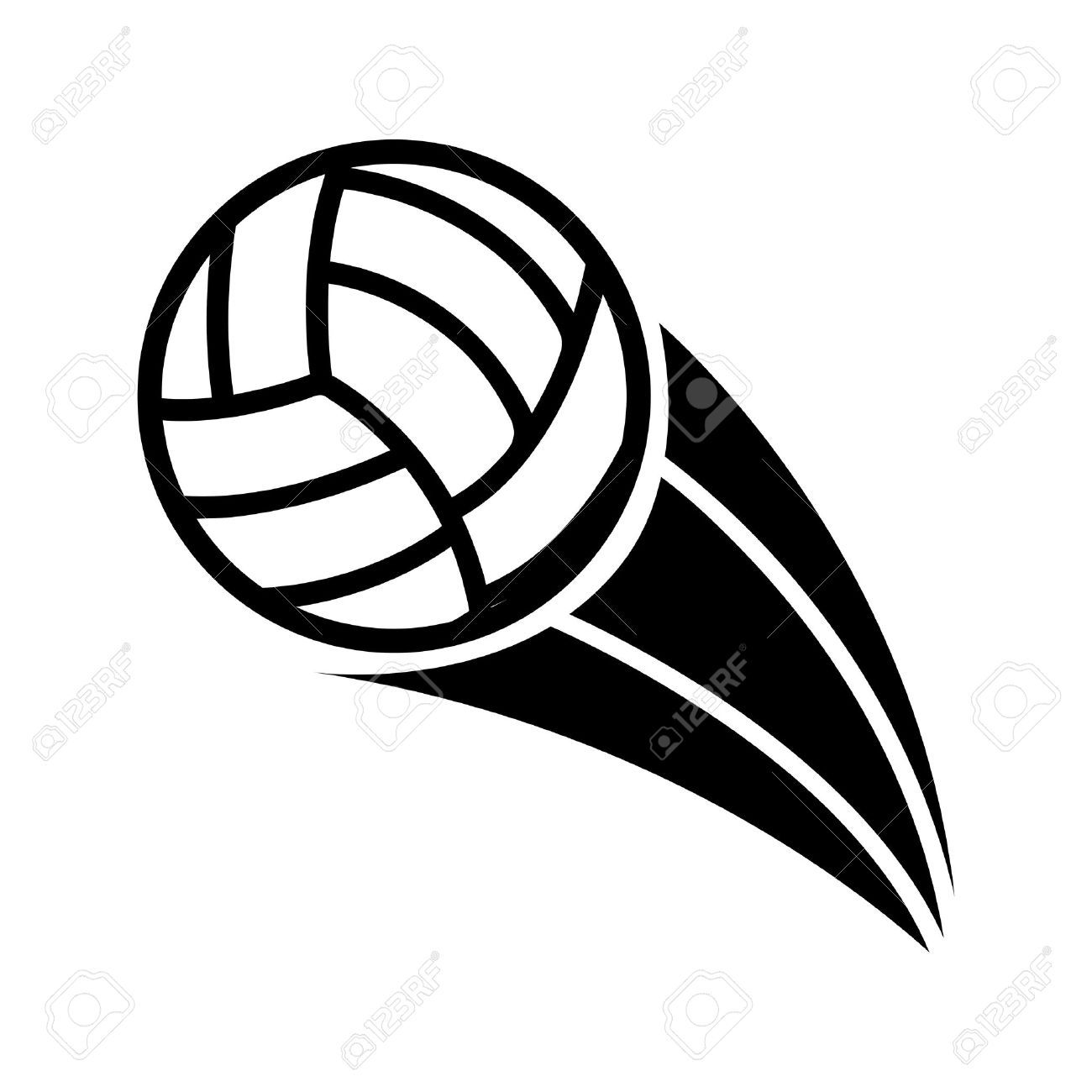 Flying volleyball clipart jpg royalty free download Flying volleyball clipart 1 » Clipart Portal jpg royalty free download