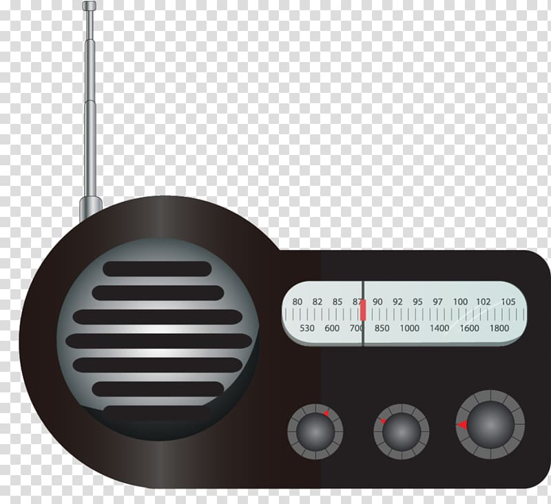 Fm radio clipart clipart royalty free library Golden Age of Radio Microphone Antique radio, Retro FM radio ... clipart royalty free library