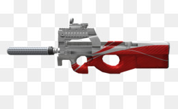 P png and transparent. Fn p90 clipart