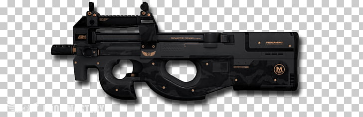 Counter strike global offensive. Fn p90 clipart
