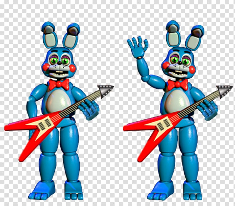 Toy bonnie clipart banner library stock Five Nights at Freddy\\\'s: Sister Location FNaF World Five Nights at ... banner library stock