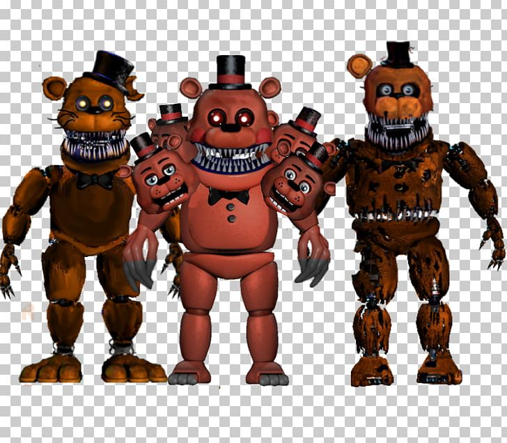 Fnaf 4 clipart vector transparent Five Nights At Freddy\'s 4 Nightmare McFarlane Toys PNG, Clipart ... vector transparent