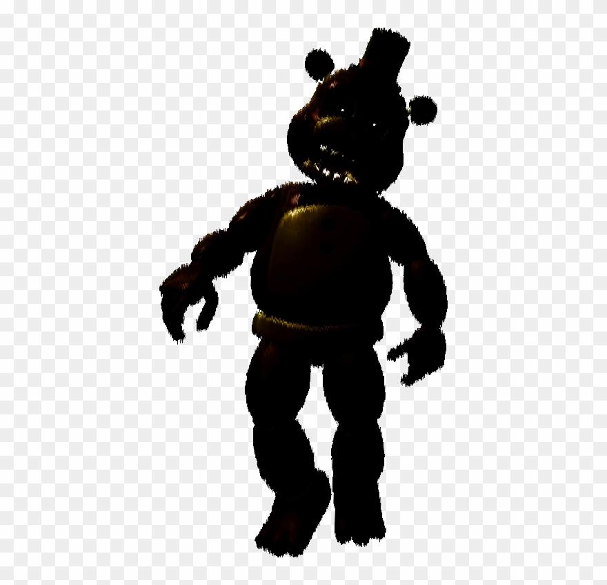 Fnaf 4 clipart jpg free Five Nights At Freddy\'s 3 Five Nights At Freddy\'s 4 - Fnaf Phantom ... jpg free