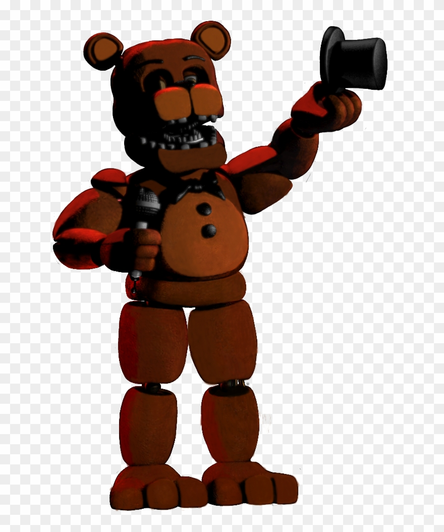 Fnaf freddy fazbear clipart clipart library stock Unwithered Freddy Fnaf 2 Freddy Fazbear, Five Night, - Five Nights ... clipart library stock