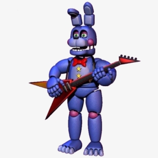 Fnaf toy bonnie clipart png royalty free Bonnie Cliparts - Cartoon #360080 - Free Cliparts on ClipartWiki png royalty free