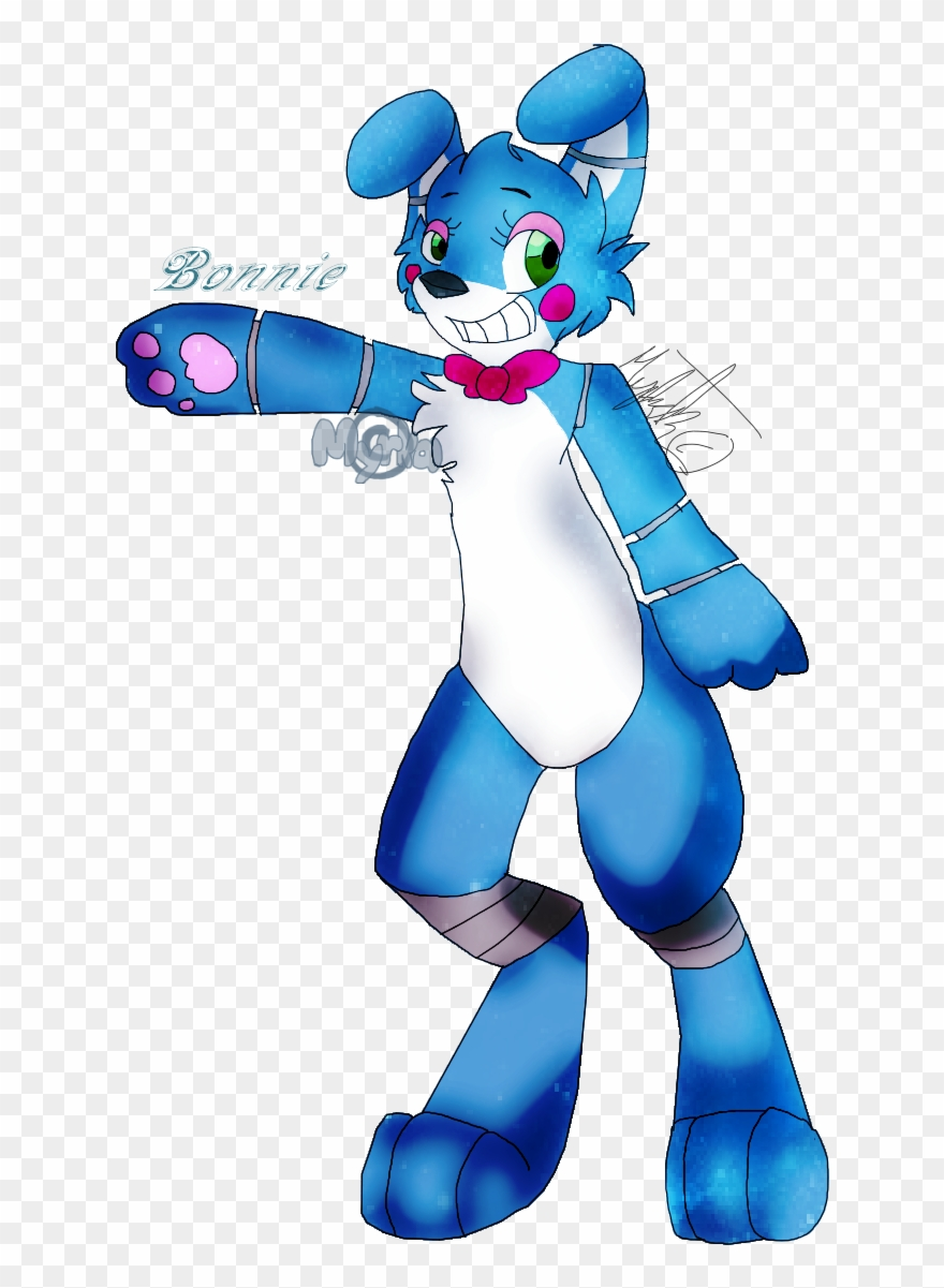 Fnaf toy bonnie clipart vector free stock Bonnie Fnaf Toy Bonnie Fnaf By Beepboopfudge On Deviantart Clipart ... vector free stock