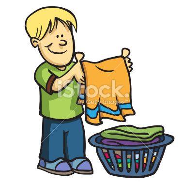 Fold laundry clipart image royalty free stock Fold Laundry Clipart Boy fold laund | Summer2015 | Clip art, Clipart ... image royalty free stock