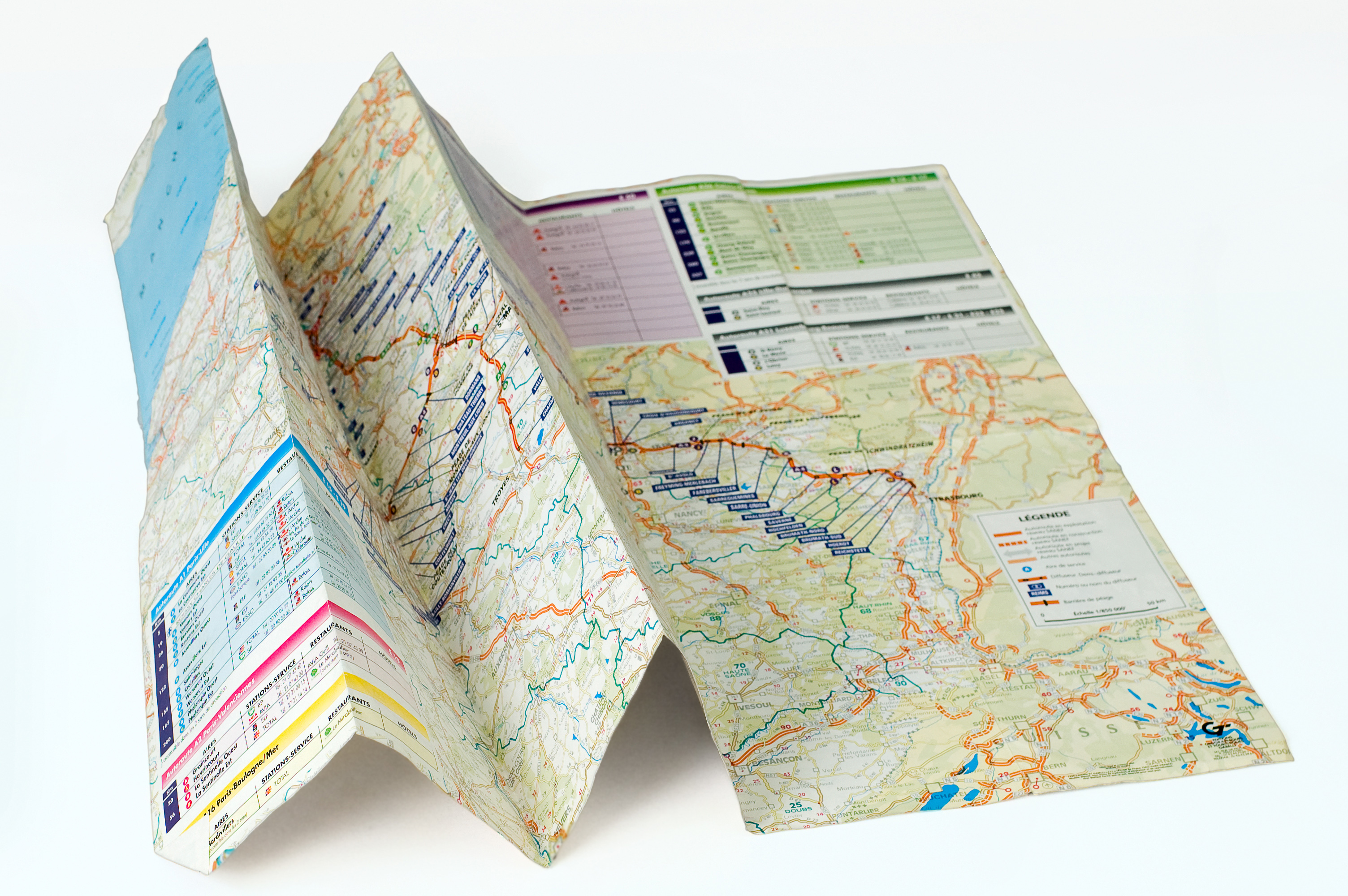 Folded road map clipart png library download Folded road map clipart - ClipartFest png library download