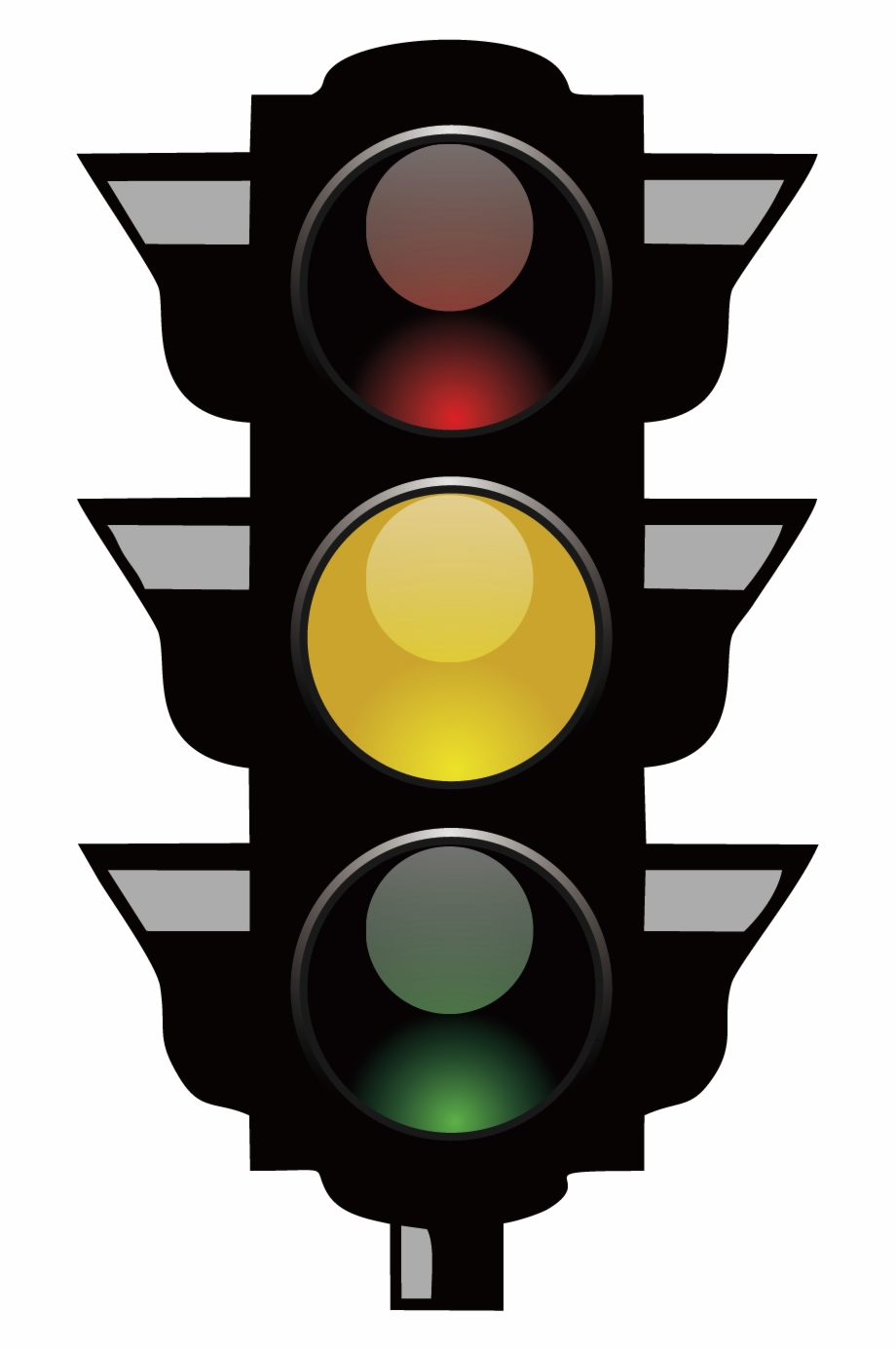 Follow the light clipart svg free Follow The Traffic Signal Free PNG Images & Clipart Download ... svg free