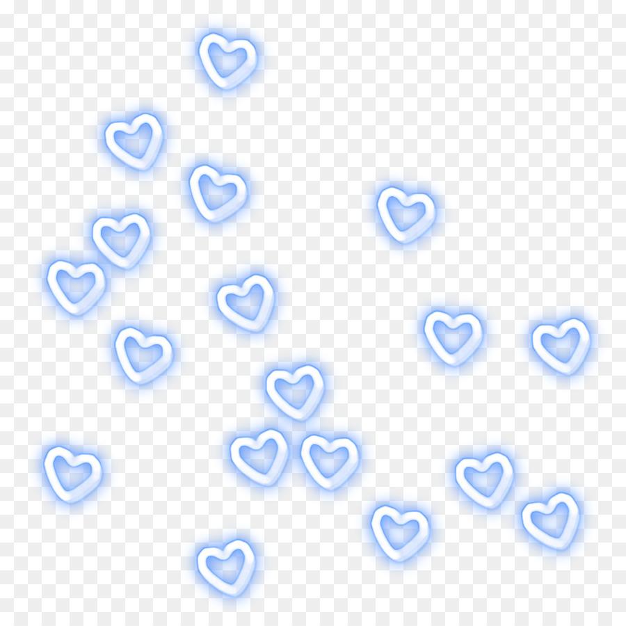 Light blue background sticker. Fondo de corazones clipart