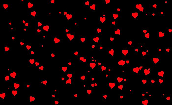 Fondo de corazones clipart. Png vector psd peoplepng