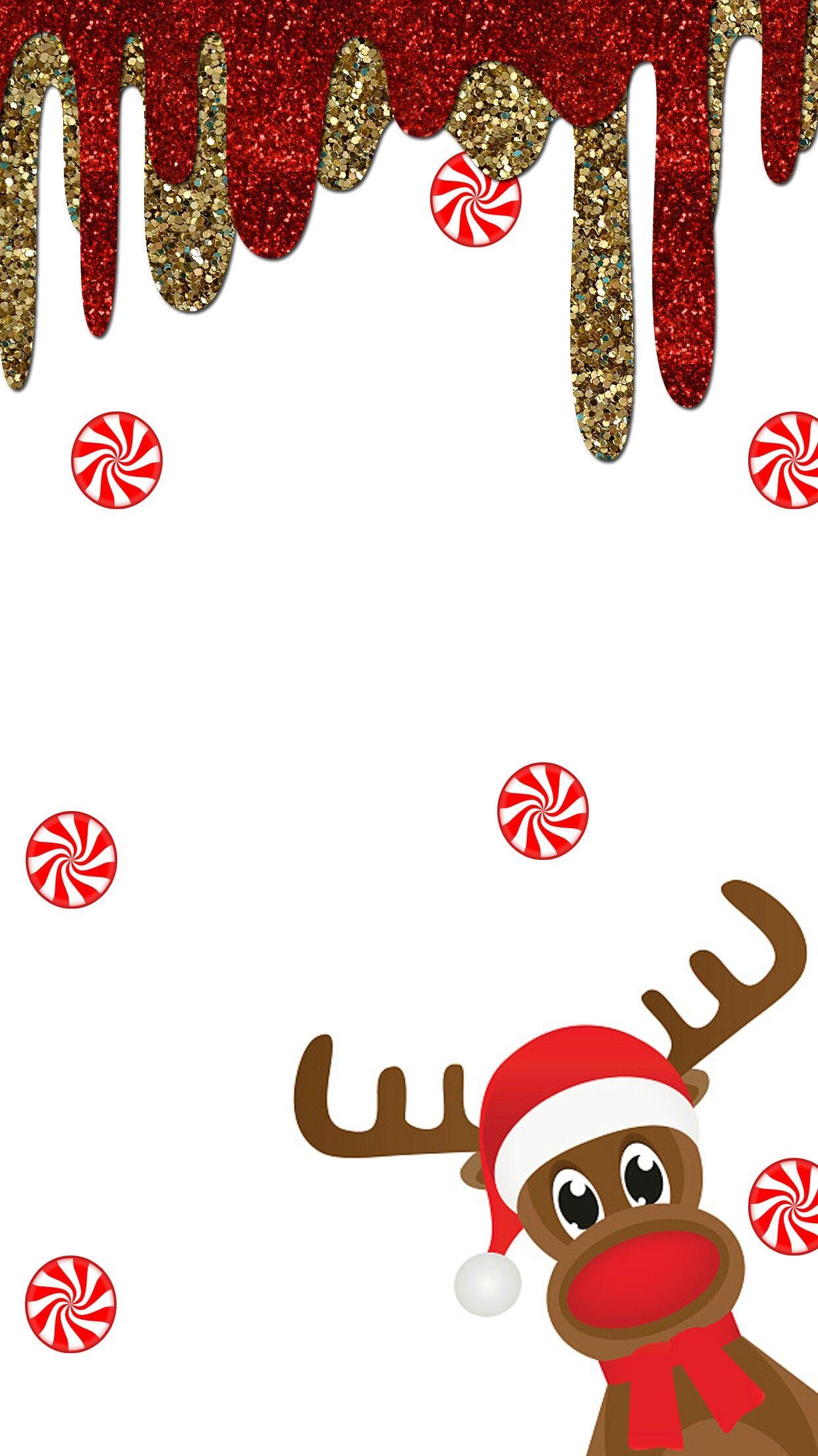 Fondo navide o clipart clip art freeuse library Navidad, reno | xmas | Pinterest | Fondo de pantalla navideño, Fondo ... clip art freeuse library