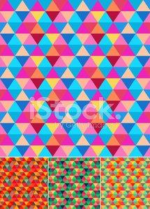 Fondos coloridos clipart. De pantalla colorida conjunto