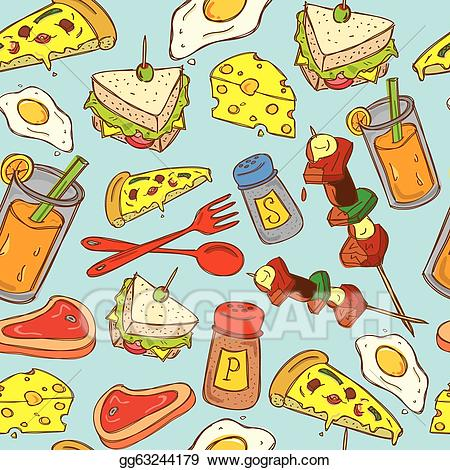 Food background clipart. Station