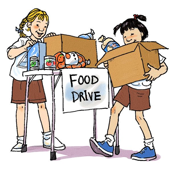 Food bank drive clipart image download 1000+ images about food drive ideas on Pinterest | Food bank, Girl ... image download