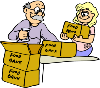 Food bank drive clipart clipart Here's the Scoop... clipart