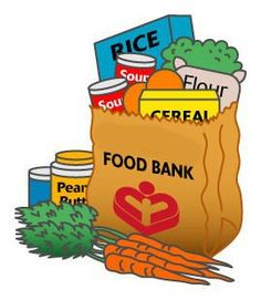 Food bank drive thank you clipart image transparent Food drive clip art from the PTO Today Clip Art Gallery ... image transparent