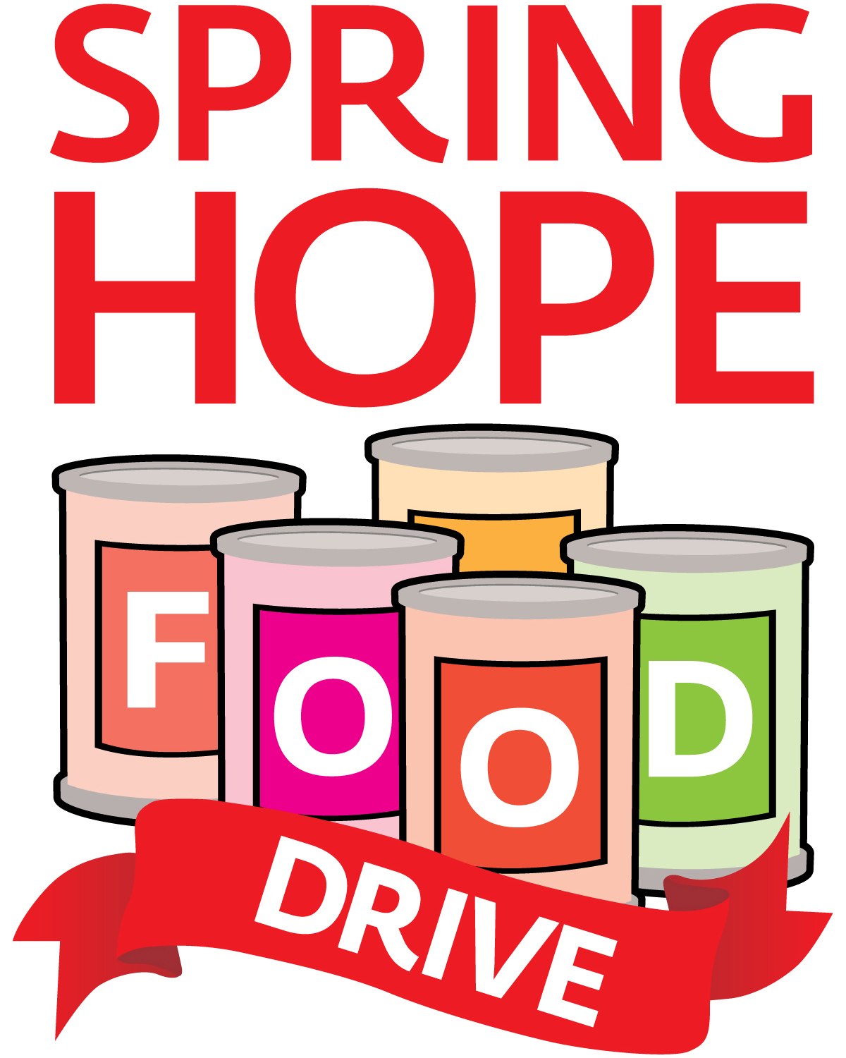 Food bank drive thank you clipart svg library 2017 GTAA Spring H.O.P.E. Food Drive - Daily Bread Food Bank svg library