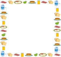 Food borders clipart image royalty free download Free Food Border Cliparts, Download Free Clip Art, Free Clip Art on ... image royalty free download