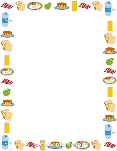 Food borders clipart graphic transparent stock Free Food Borders Cliparts, Download Free Clip Art, Free Clip Art on ... graphic transparent stock