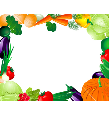 Veggie frame clipart png stock Food Borders And Frames | Free download best Food Borders And Frames ... png stock