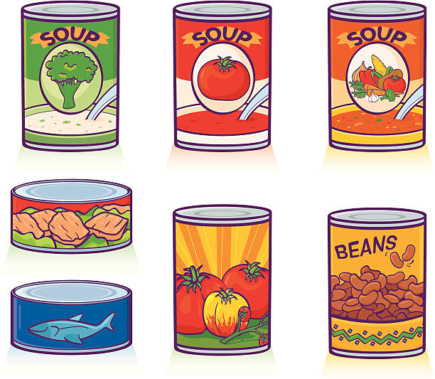 Food can clipart library Can food clipart 5 » Clipart Station library