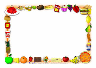 Food clipart borders free download. Cliparts clip art on