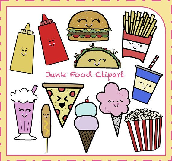 Food clipart for teachers freeuse stock Pin by Made by Lilli Clipart on clipart cute | Food clipart, Clip ... freeuse stock