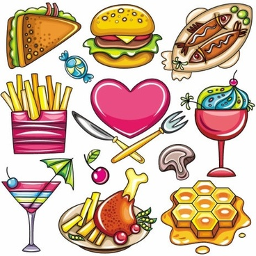 Food clipart jpg format clipart free stock Food free vector download (4,649 Free vector) for commercial use ... clipart free stock