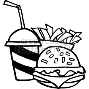 Food clipart jpg format banner download Food clipart black and white jpg format - ClipartFest banner download