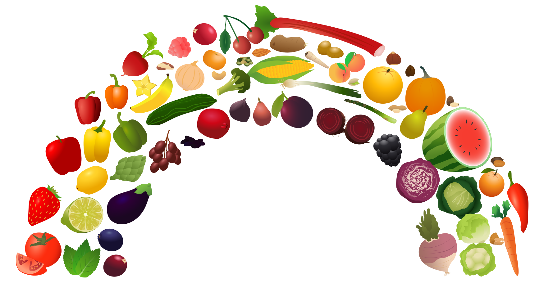 Food clipart transparent png image free download Healthy food clipart png - ClipartFox image free download