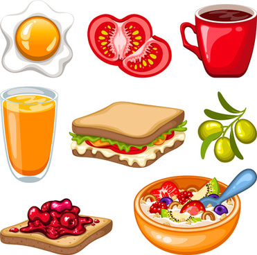 Food clipart vector picture Food and drink vector free vector download (6,778 Free vector) for ... picture